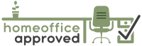 home office approved logo