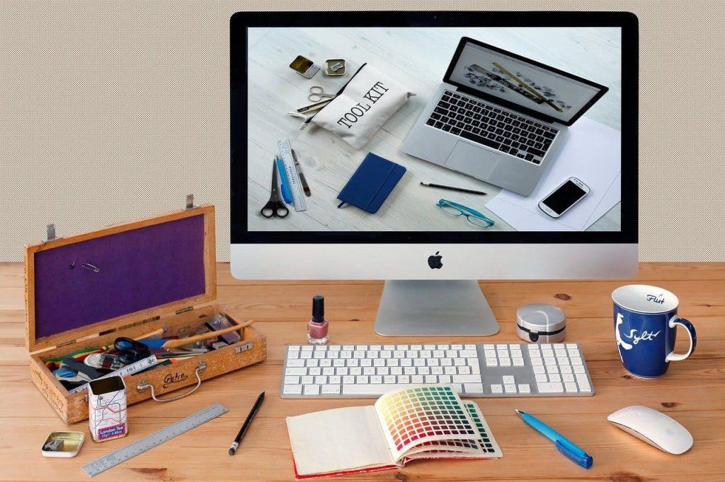 best desk color schemes