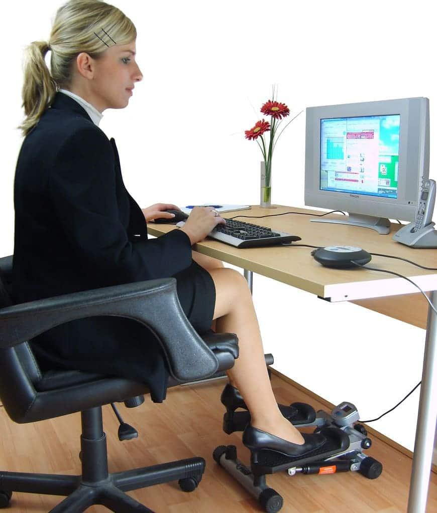 stepper desk