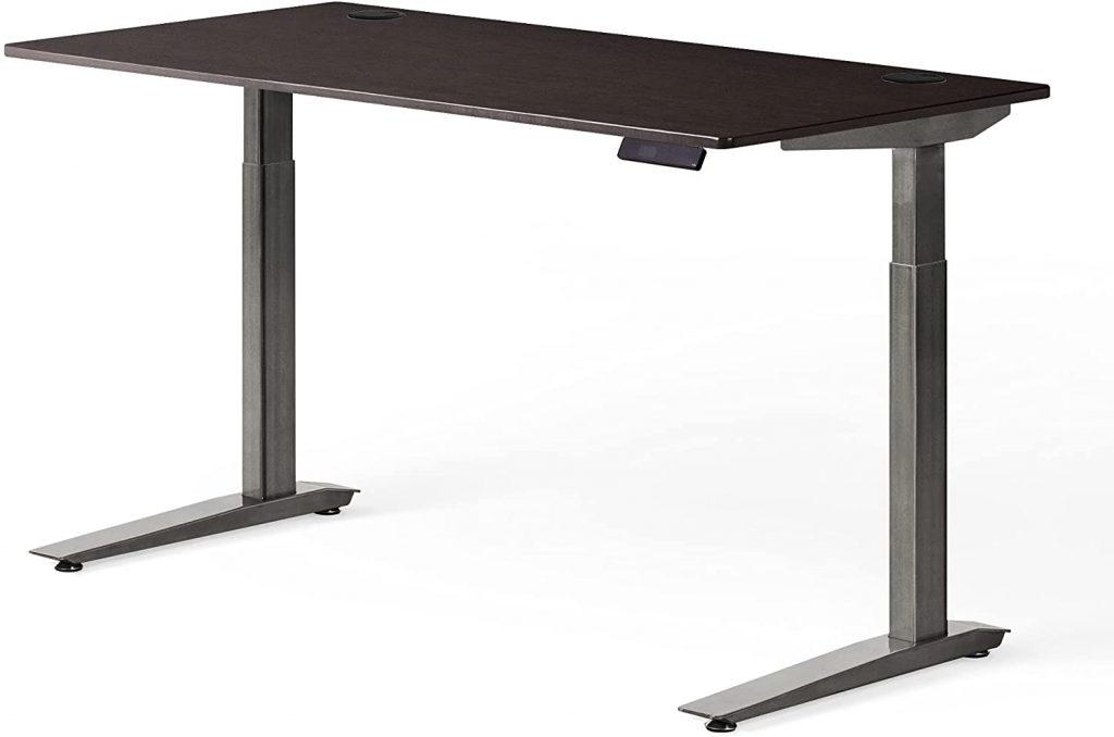 dark jarvis standing desk