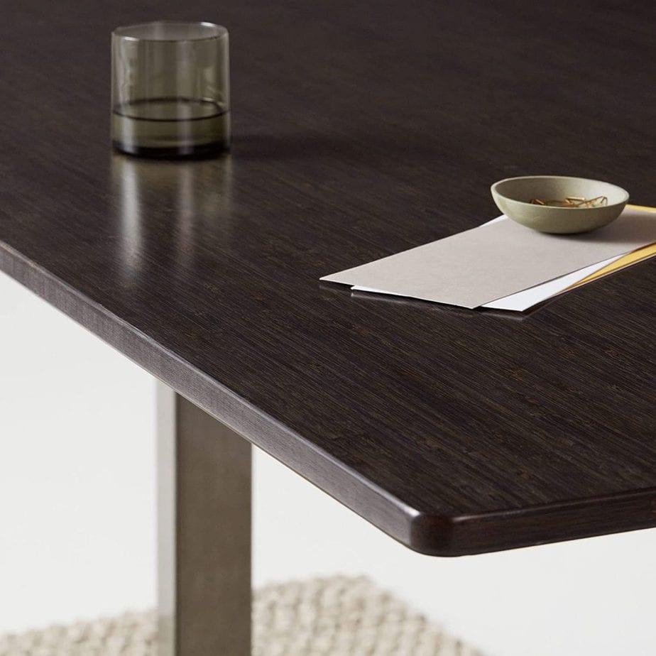 jarvis desk top bamboo dark