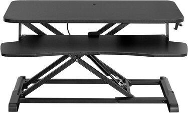 VIVO Standing 32 inch Desk Converter